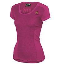 Karpos Path Projersey - T-Shirt trekking - Donna, Pink