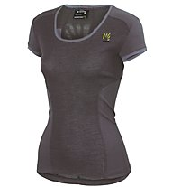 Karpos Path Projersey Damen Wander-Funktionsshirt, Dark Grey