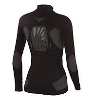 Karpos Pavione LS W - maglietta tecnica - donna, Black