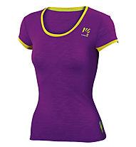 Karpos Profili Lite - T-Shirt Wandern - Damen, Violet