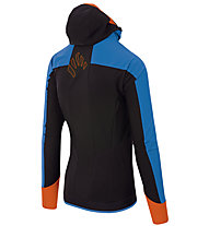 Karpos Piz Palú - giacca in GORE-TEX - uomo, Light Blue/Blue/Orange