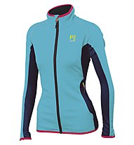 Karpos Pizzocco Fleece - Fleecejacke Wandern - Damen, Light Blue/Blue