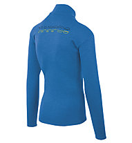 Karpos Pizzocco Half-zip - maglia in pile - uomo, Light Blue