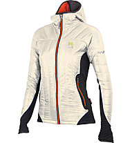 Karpos PrimaLoft giacca ibrida donna, Ecrue/Black