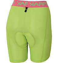 Karpos Pro-Tect Inner - pantaloni bici - donna, Green