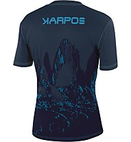 Karpos Profili Jersey - T-Shirt Wandern - Herren, Dark Blue