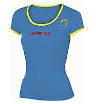 Karpos Profili - T-Shirt Wandern - Damen, Light Blue