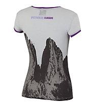 Karpos Profili - T-shirt trekking - donna, Grey