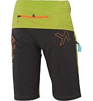 Karpos Rapid Baggy Short - Radhose MTB - Herren, Green/Black