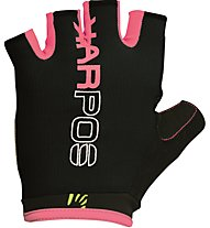 Karpos Rapid ½ Fingers Glove - Fahrradhandschuh MTB, Grey/Pink