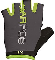 Karpos Rapid ½ Fingers Glove - Fahrradhandschuh MTB, Grey/Green