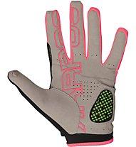 Karpos Rapid Glove - Fahrradhandschuh MTB Vollfinger, Grey/Pink