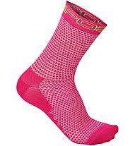 Karpos Rapid - calzini bici, Pink