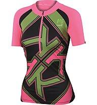 Karpos Rapid W Jersey - Radtrikot - Damen, Pink/Grey