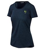 Karpos Ravalles Jersey - T-shirt - Damen, Dark Blue