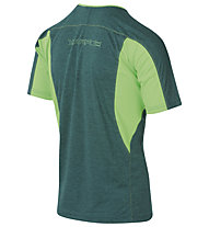 Karpos Ravalles Jersey - T-Shirt - Herren, Dark Green/Light Green