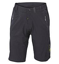 Karpos Remote Evo Bermuda - pantaloni corti trekking - uomo, Black