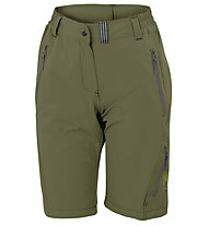Karpos Remote Evo - pantaloni corti trekking - donna, Olive