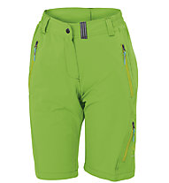 Karpos Remote Evo - pantaloni corti trekking - donna, Light Green