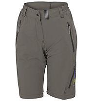 Karpos Remote Evo - pantaloni corti trekking - donna, Grey