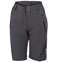 Karpos Remote Evo - pantaloni corti trekking - donna, Black