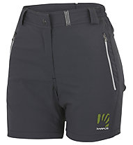 Karpos Remote - pantaloni corti trekking - donna, Dark Grey