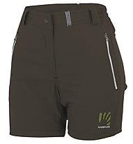 Karpos Remote - pantaloni corti trekking - donna, Grey