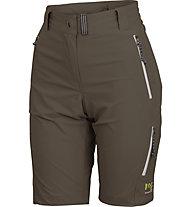 Karpos Remote - pantaloni corti trekking - donna, Earth