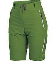 Karpos Remote - pantaloni corti trekking - donna, Green