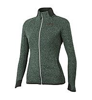 Karpos Rifugio - giacca in pile - donna, Dark Green