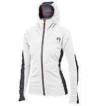 Karpos Rifugio - giacca isolante con cappuccio - donna, White