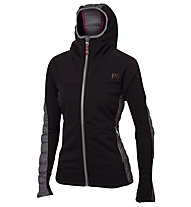 Karpos Rifugio - Isolationsjacke mit Kapuze - Damen, Dark Grey