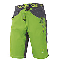 Karpos Rock - pantaloni corti trekking - uomo, Green