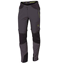 Karpos Rock Multiform - pantaloni zip-off - uomo, Dark Grey/Black
