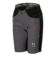 Karpos Rock W - pantalone corto trekking - donna, Grey