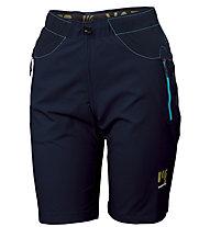 Karpos Rock W - pantalone corto trekking - donna, Blue
