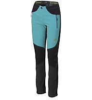 Karpos Rock - pantaloni lunghi trekking - donna, Light Blue/Black
