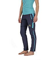 Karpos Santa Croce W - pantalone zip-off - donna, Blue