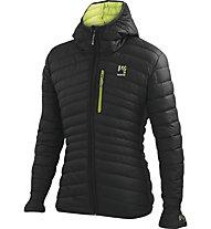 Karpos Sass Maor - giacca con cappuccio trekking - uomo, Black