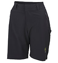 Karpos Scalon - pantaloni corti trekking - donna, Grey