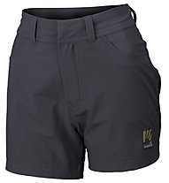Karpos Scalon - pantaloni corti trekking - donna, Dark Grey
