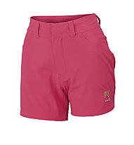 Karpos Scalon - kurze Wander- und Trekkinghose - Damen, Pink