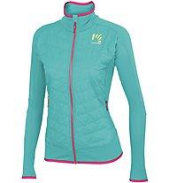 Karpos Su Alto - giacca ibrida sci alpinismo - donna, Green