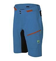 Karpos Val Viola - pantalone corto da ciclismo - uomo, Blue