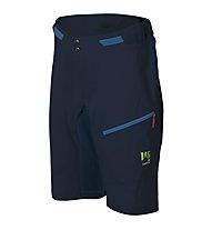 Karpos Val Viola - pantalone corto da ciclismo - uomo, Dark Blue