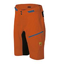 Karpos Val Viola - pantalone corto da ciclismo - uomo, Orange