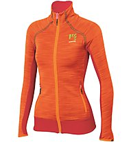 Karpos Valazza - Fleecejacke Bergsport - Damen, Orange