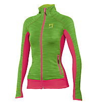 Karpos Valazza - Fleecejacke Bergsport - Damen, Apple Green