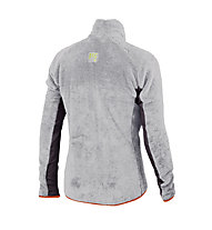 Karpos Vertice Flecce Giacca in pile, Grey