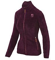 Karpos Vertice - Fleecejacke Skitouren - Damen, Purple